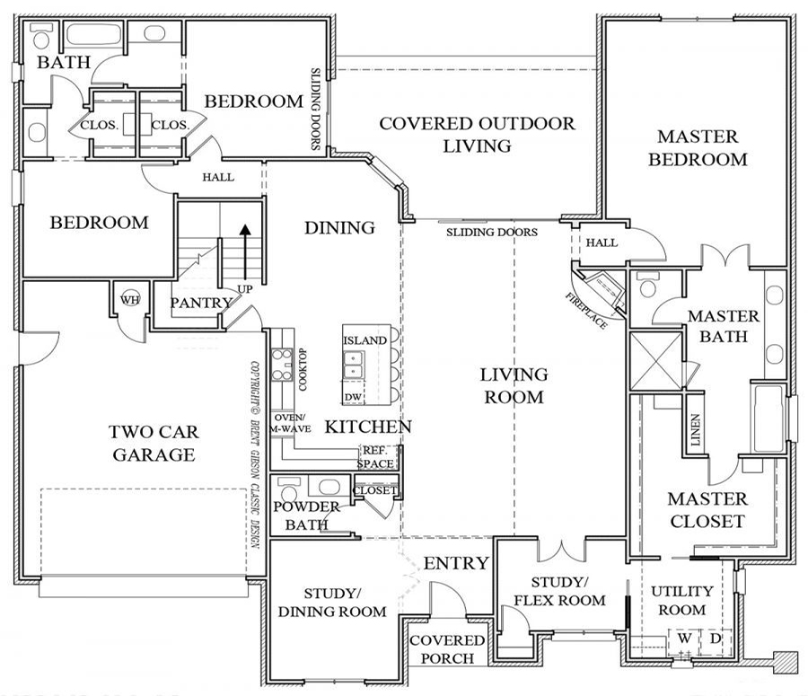 Avignon II Floorplan