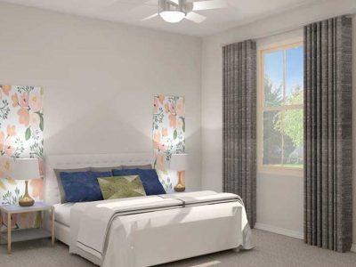 Dawson Bedroom
