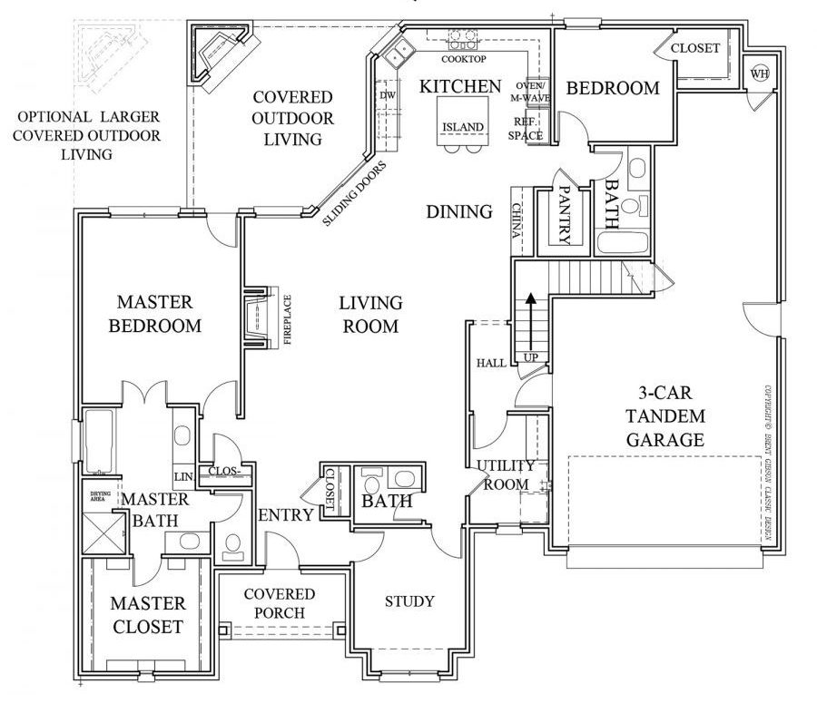 St.Germain I floorplan