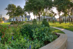 Turnberry Community Courtyard