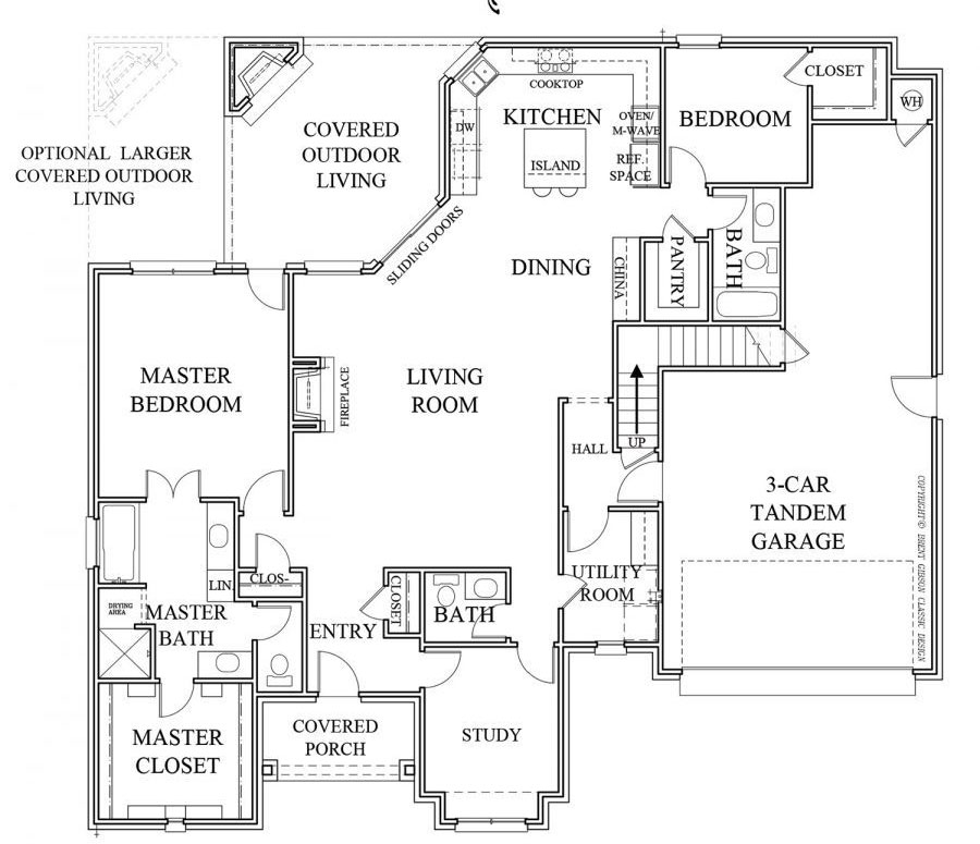 St.Germaine Floorplan