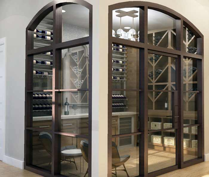 Wine Rooms Are Our New Trend