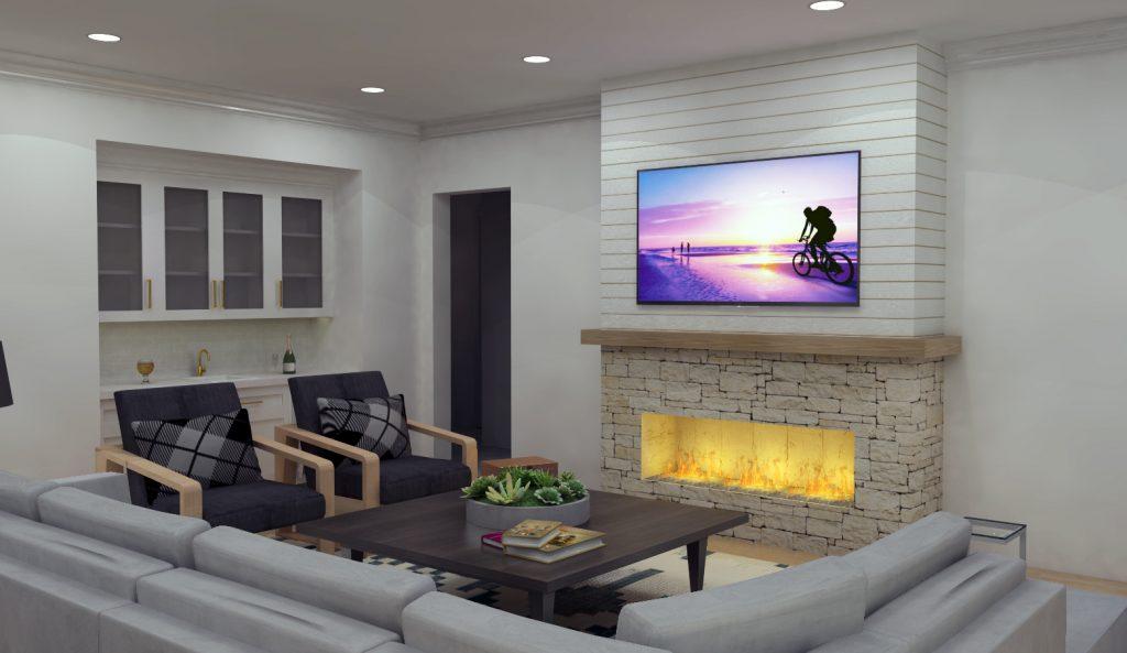 Energy Efferent in Custom Built Home