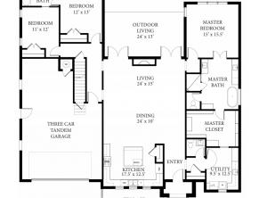 2308 Lazio - floorplan