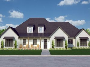 Lot 9 Block 5 Corner Plan Exterior 1