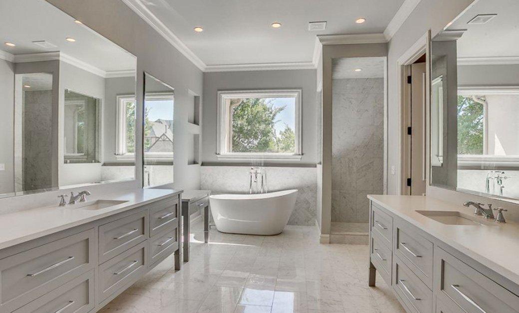 Designing Your Dream Bathroom Bill Roberts Custom Homes