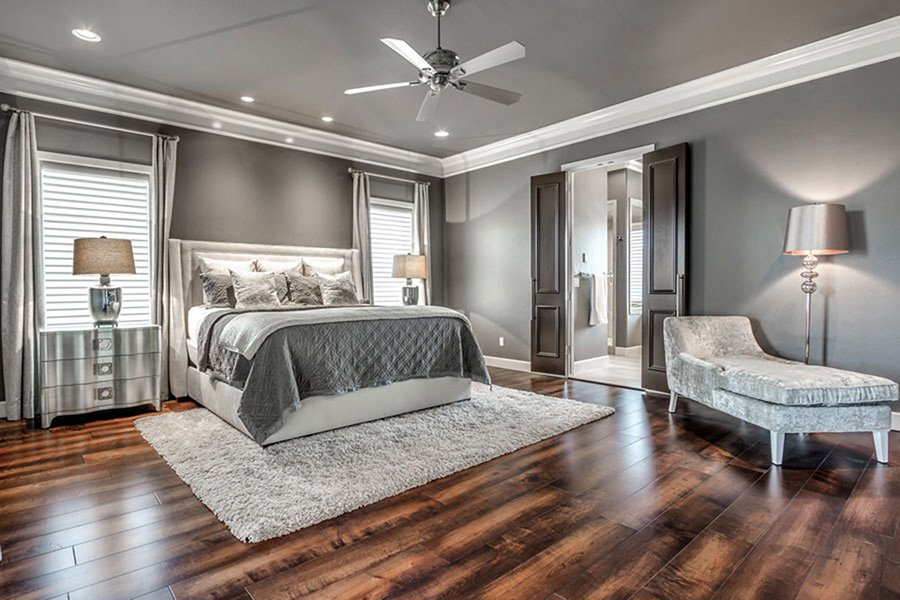 2 Master Bedroom Trends in Edmond's New Home  Builds