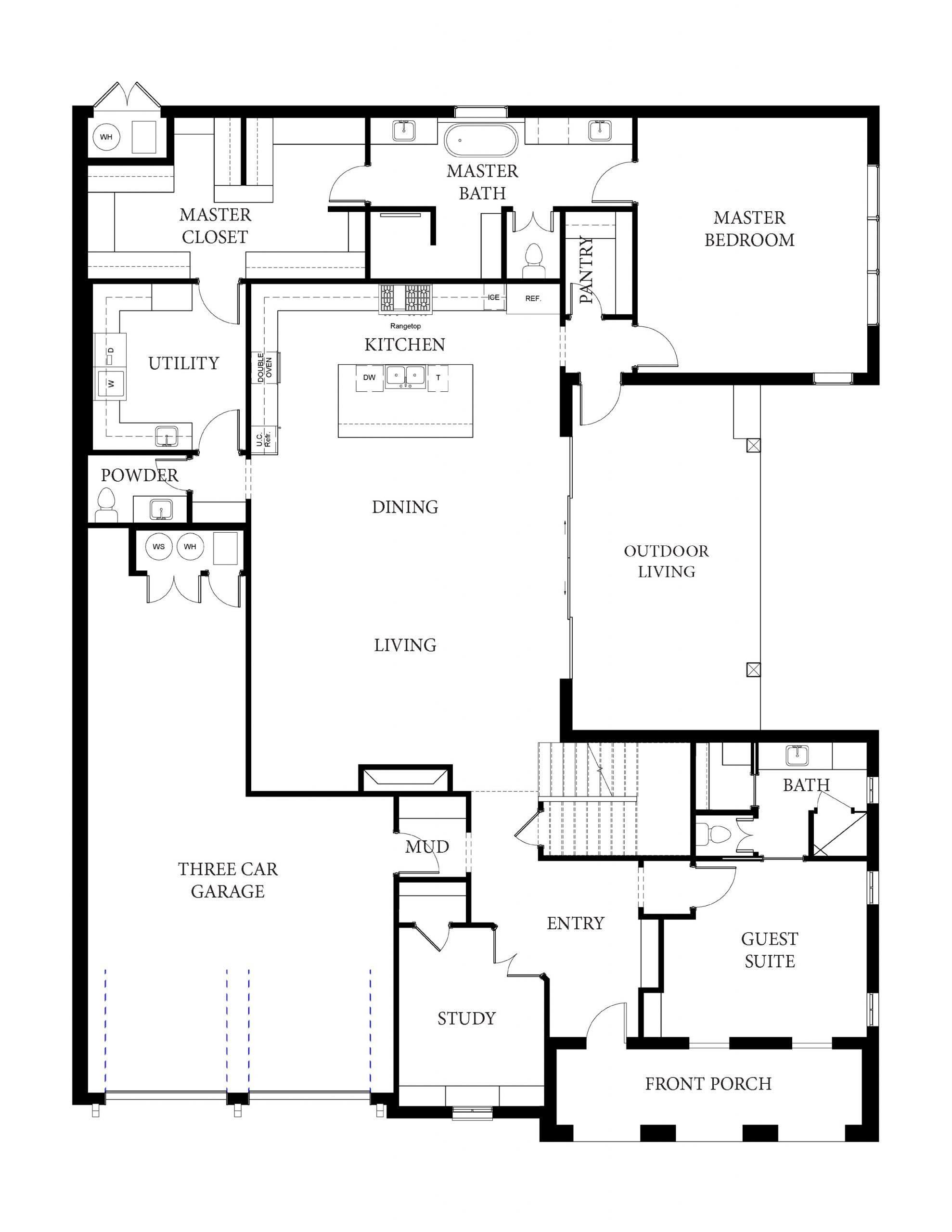 913 NW 156th Floor Plans_Page_1