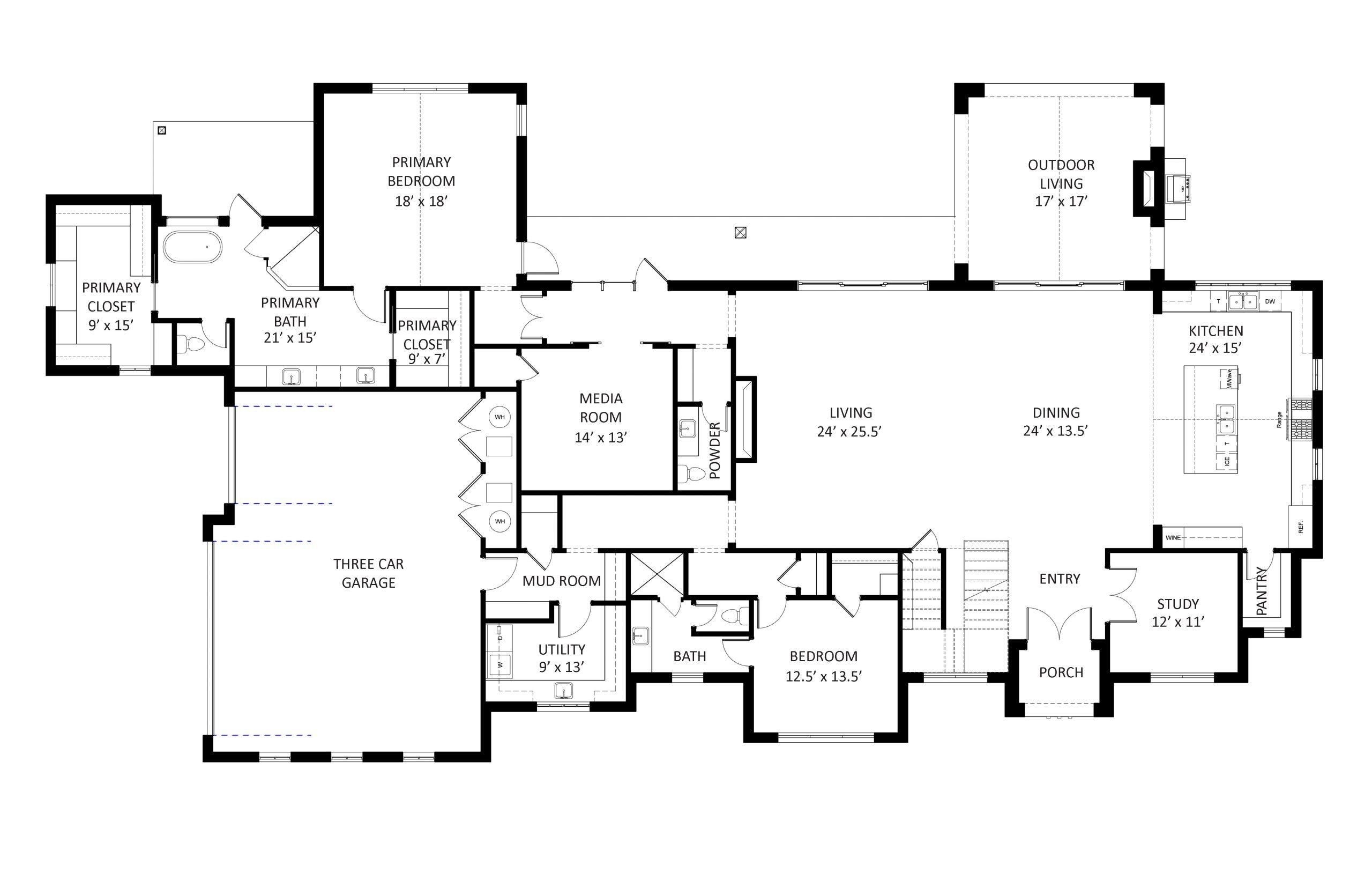 9617 Lakeway Run Floor Plans_Page_1