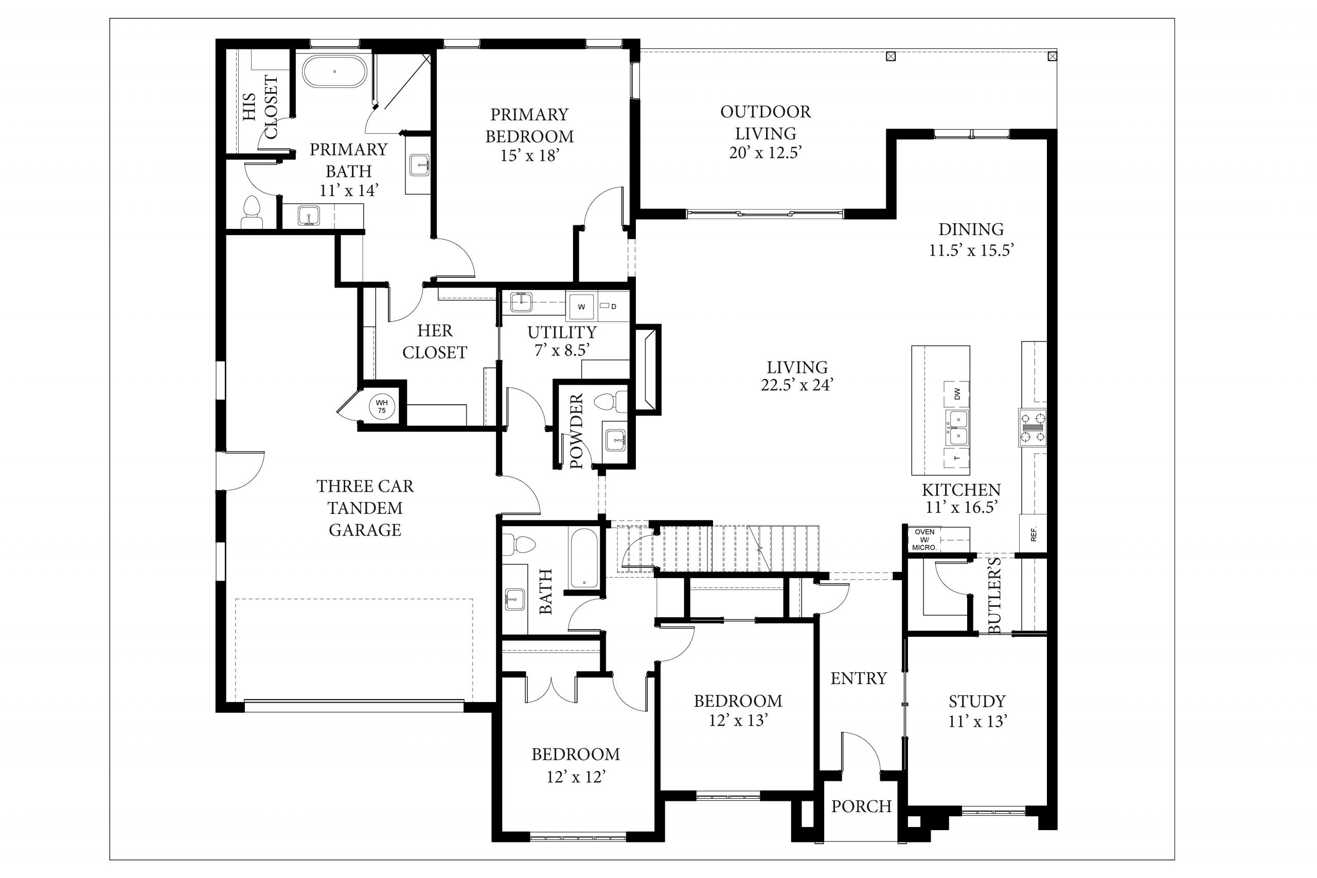 Dawson III Floor Plan (1)