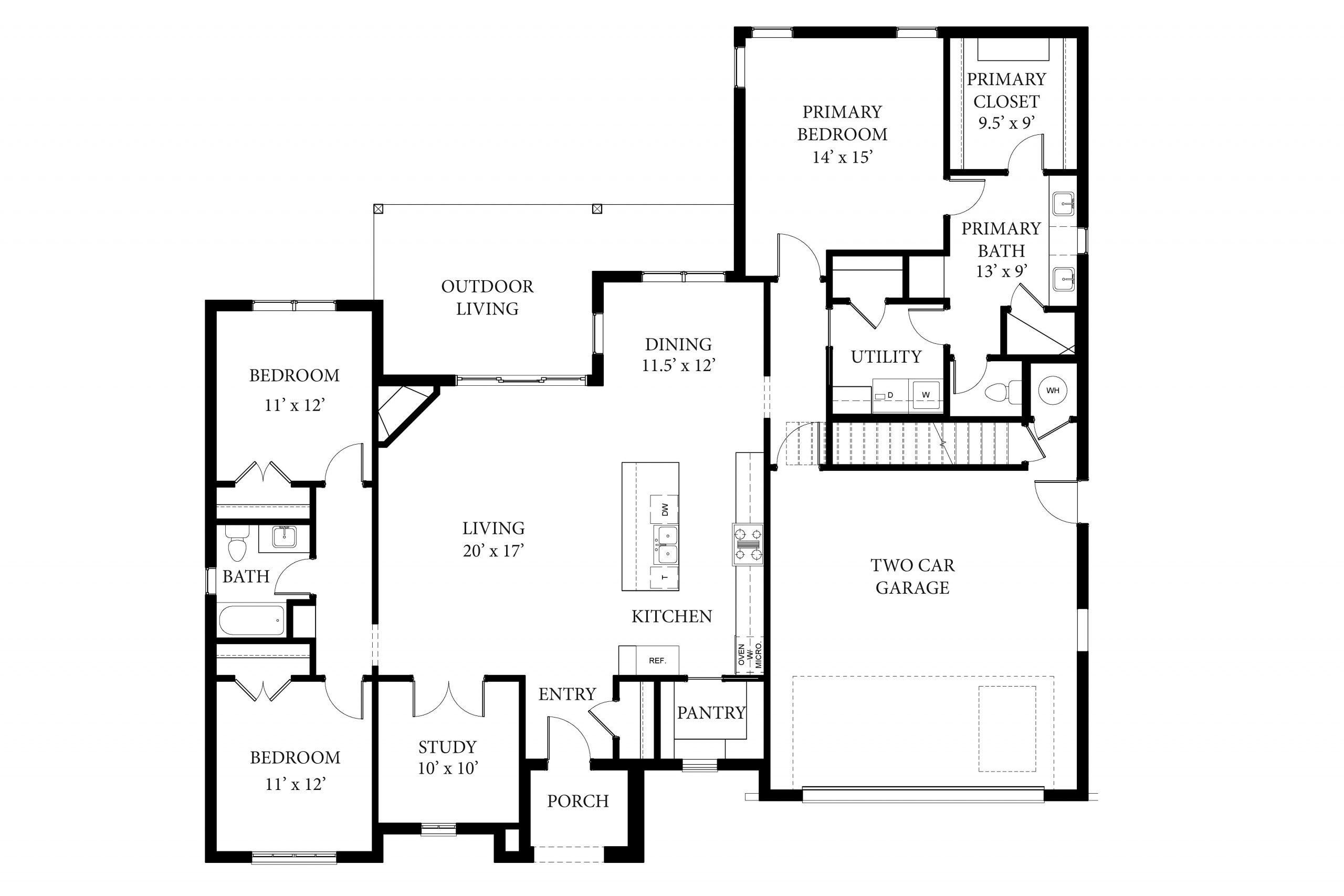 Gramercy Floor Plan (1)