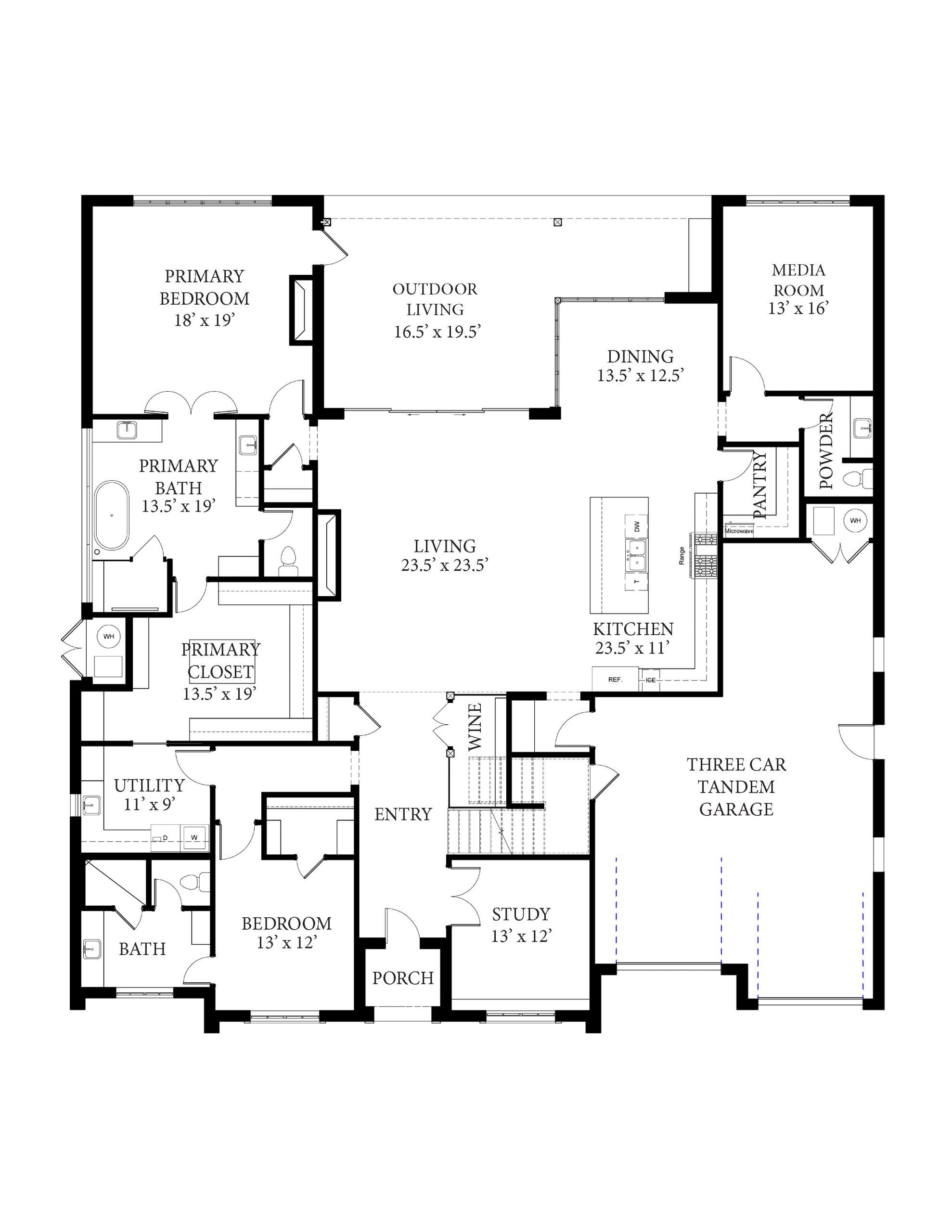 920 N.W. 154th Floor Plans_Page_1