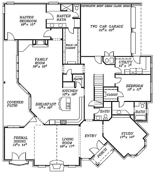 The Eastpoole Floor Plan