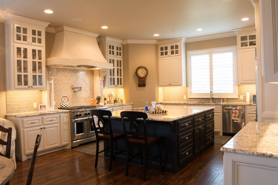 Pictures of Luxury Kitchens, OKC Custom Homes